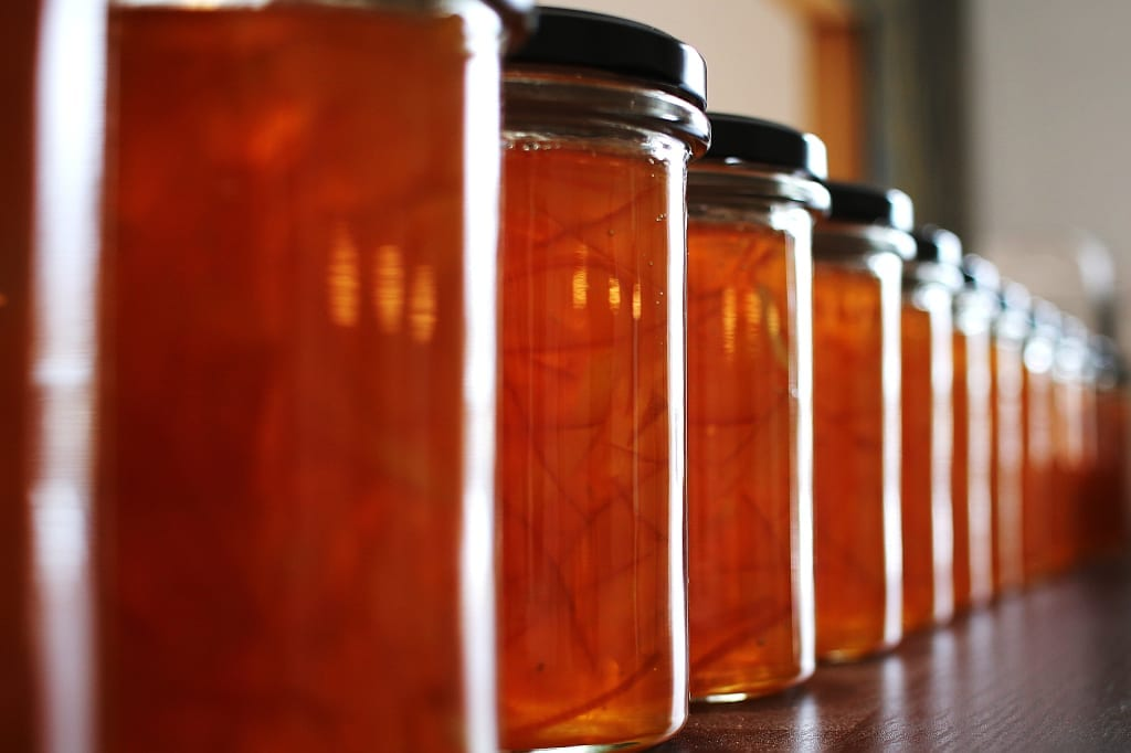 Our own award winning Seville Marmalade
